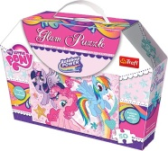 Trefl sädelev pusle My Little Pony 50 tk