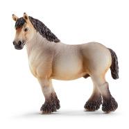 Schleich mängukuju Ardenni hobuse täkk