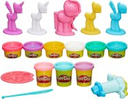 Play Doh voolimismass komplekt Valmista ja kaunista ponid