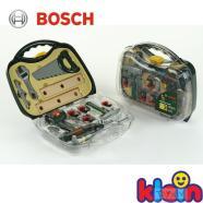 Klein suur tööriistadekomplekt akutrelliga Bosch
