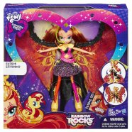 My Little Pony Equestria trendikas nukk Sunset Shimmer
