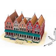 CubicFun 3D pusle Bruges Turg