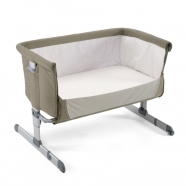 "Chicco voodi ""Next to me"", Dove Grey"