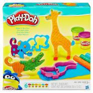 Play Doh voolimiskomplekt Tee ise oma loomaaed