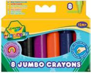 Crayola rasvakriidid Minikids 8 tk
