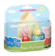 Peppa Pig mängukujud Peppa sõbraga