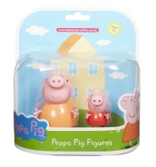 Peppa Pig vanemaga