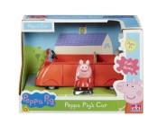 Peppa Pig punane auto