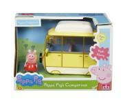 Peppa Pig kollane buss