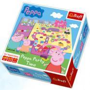 Trefl lauamäng Peppa Pig Aeg pidutseda
