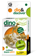 Geoworld väike arheoloogia komplekt Dino skelett