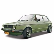 Bburago mudelauto VW Golf Mark 1 GTI