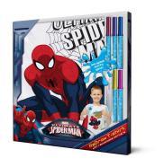 Disney Marvel Ämblikmehe T-särk + pestavad markerid 116 cm