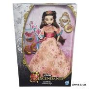 Disney Descendants kroonimise nukud