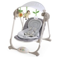 Chicco kiik Pollt Swing Grey