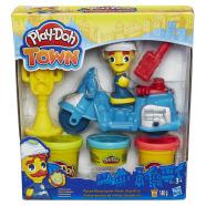 Play Doh Town minisõiduki komplekt
