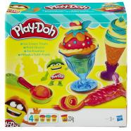 Play Doh voolimismass jäätisekomplekt