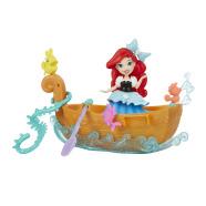 Disney printsess mini nukk, paadiga
