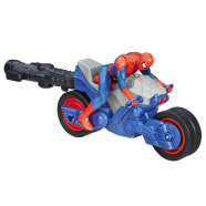 HASBRO SPIDER-MAN kuju sõidukiga