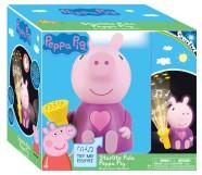 Peppa Pig öölamp projektoriga