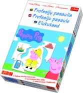 Trefl lauamäng Peppa Pig elukutsed