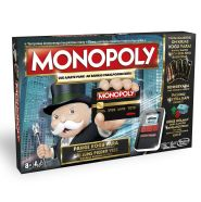 Monopoly lauamäng Hasbro Monopol elektroonilise pangaga