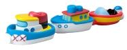 Alex Toys 3 magnetiga laeva