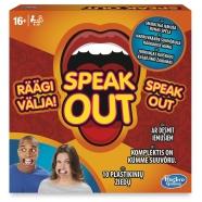 Hasbro lauamäng Speak Out-Räägi välja