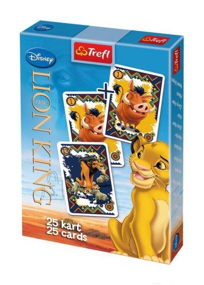 Trefl kaardimäng Lõvikuningas