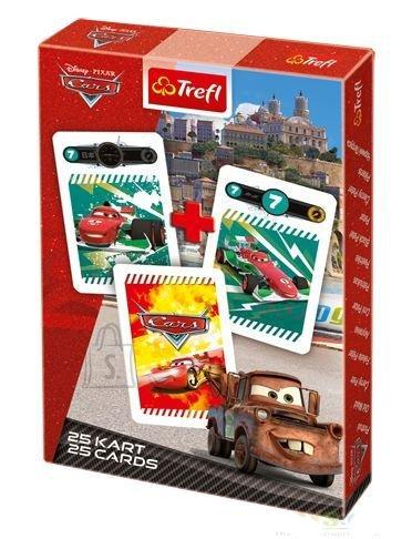 Trefl kaardimäng Autod 2