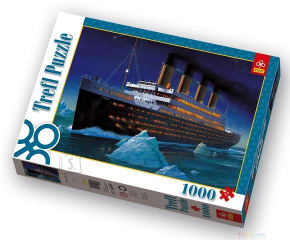 Trefl pusle Titanic 1000 tk