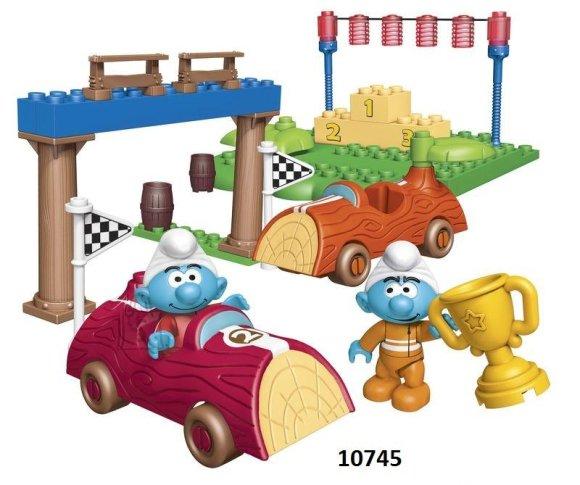 Mega Bloks väike mängukomplekt Smurfid