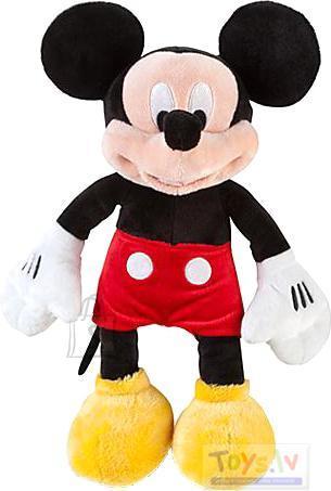 Disney keskmine mänguhiir Miki Hiir 25 cm