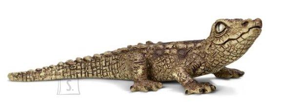 Schleich mängufiguur noor krokodill