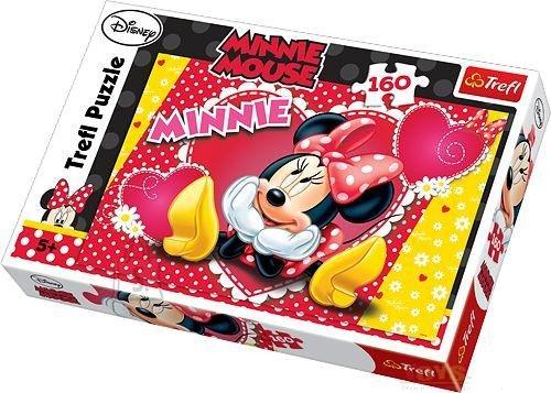 Trefl pusle Mõtlev Minnie 160 tk