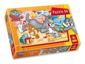 Trefl pusle Tom & Jerry kunstnikud 60 tk