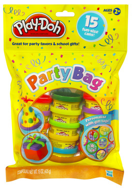 Play Doh voolimismassi Party Pakk 15 tk