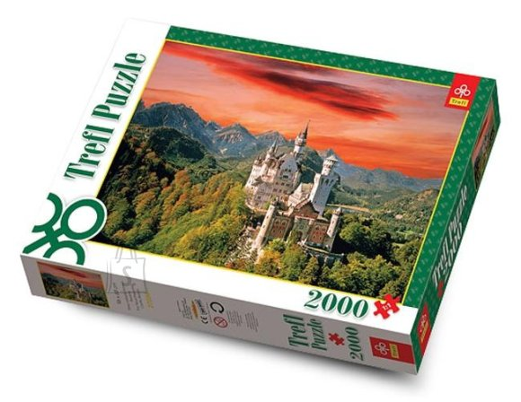 Trefl pusle Castle Bavaria 2000 tk