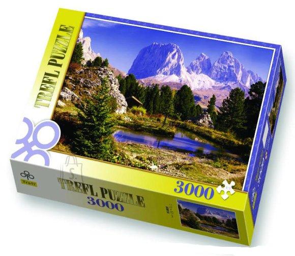 Trefl pusle Järv Mägedes 3000 tk