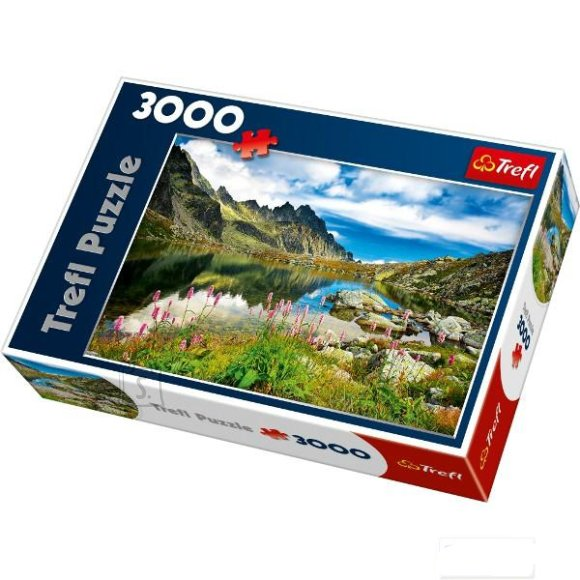 Trefl pusle Tatra järv 3000 tk