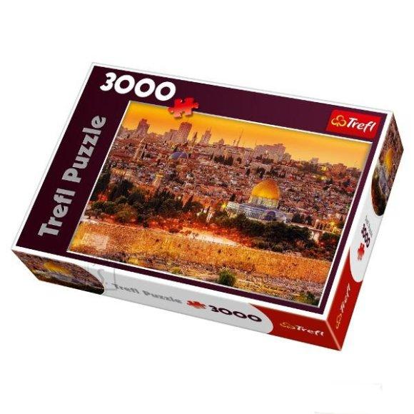 Trefl pusle Jeruusalem 3000 tk