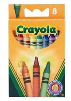 Crayola rasvakriidid 8 tk