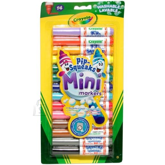 Crayola minimarkerid 14 tk