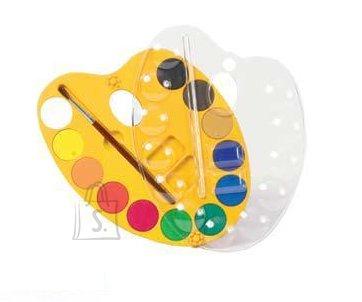 Crayola akvarellvärvi palett 12 värvi