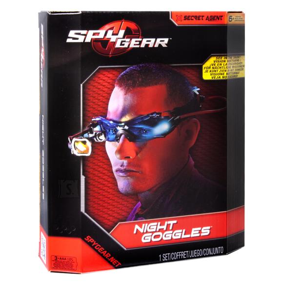Spy Gear ööprillid