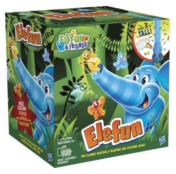 Hasbro püüdmise mäng Elevant