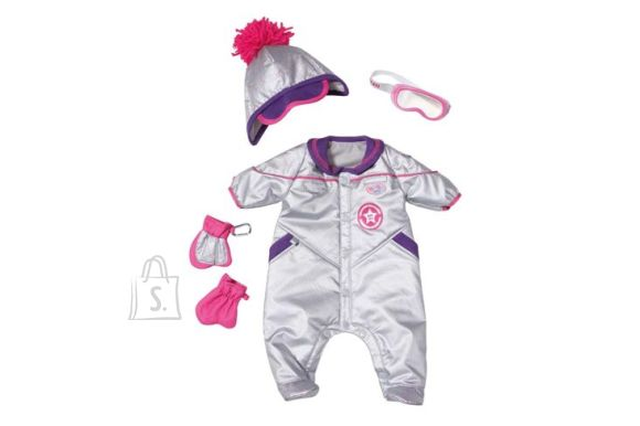 Baby Born kelgutamise riided (karbis)