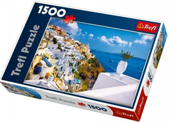 Trefl pusle Griekija Santorini 1500 tk