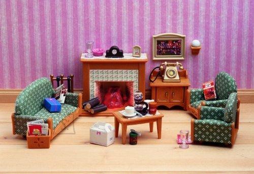 Sylvanian Families mängukomplekt luksuslik elutoamööbel