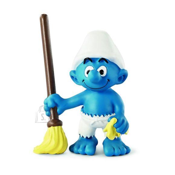 Schleich mängufiguur kajutipoiss Smurf